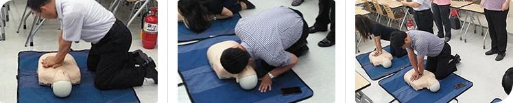 심폐소생술 시행방법