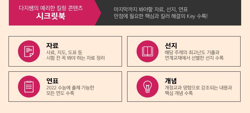 다지쌤의 예리한 킬링 콘텐츠 시크릿북
